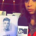 Justin vai sentar na primeira fila do VMA 2015! Melhor ainda para as fotos ???????????? #WhereAreUNowVMA http://t.co/U7vOORXWkn