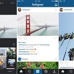 Tchau, quadrado! Instagram agora permite postar fotos e vídeos na horizontal e na vertical http://t.co/U6ThIt6PnQ #G1 http://t.co/WJLrChNeqV