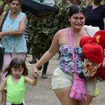 @ibepacheco en imagen 3 generaciones de damas pisoteadas por la inmunda bota militar,expulsadas de su hogares! http://t.co/iKkYqXtcJP