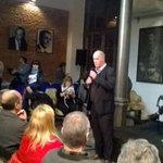 Habla el flamante presidente de la Deptal Nlista de Montevideo,dip.Juanjo Olaizola! http://t.co/JgHiBcqzux