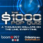 Start Studying! The $1000 Pop Quiz powered by @OrleansAutomall is on its way to quiz #Ottawa http://t.co/z4gnocqbIS http://t.co/WvuHe3I42n