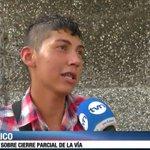 Usuarios opinan que trabajos programados en el Puente de las Américas, deben ser de noche @tvntrafico http://t.co/ZpmsZso5WA