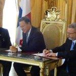 La Ley 44 que regula la Carrera Judicial, fue sancionada hoy por el presidente de la República @JC_Varela #Panamá http://t.co/VUOvtPA16S