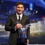 "https://t.co/G3rGmM5hea RT FCBarcelona: Leo Messi: ""I am here thanks to my team mates"" http://t.co/hvWsyEvgHu"