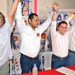Gracias @MovimientoMAIS por respaldarnos, seguiremos cambiando a Santa Marta. #SigamosConElCambio #RafaAlcalde http://t.co/vgQrQz2t1U