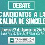 Vea el debate a la Alcaldía de #Sincelejo a través de este link >> http://t.co/pBi1BFemVg #DebateCecar http://t.co/sHFkpM5ElT