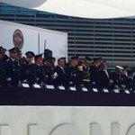Acompañé al General @S_Cienfuegos_Z en la graduación del Colegio del Aire en Zapopan. Felicidades a los graduados! http://t.co/hkIUx7qJVx