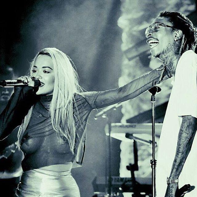 LA!! It was lovely serenading you last night ???????????? thx again to @wizkhalifa for surprising my #ritabots! http://t.co/DzDKqilbgH
