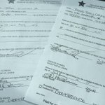 JUST IN: Two documents show that Colley said he didnt own weapons or ammo. @FCN2go http://t.co/Q74pb9qljQ