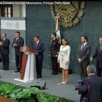 #ULTIMAHORA tras tomar protesta a nuevos funcionarios, termina la rueda de prensa del presidente @EPN http://t.co/hZQEpXH4Rz