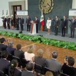 Nuevo gabinete de Peña Nieto toma protesta... http://t.co/3rBlCBRNXT http://t.co/ECzTRylPma