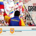 .@NicolasMaduro: Mañana espero al pueblo en Miraflores en una gran marcha http://t.co/vnVij20PO6