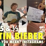 #Beliebers, did your fave insta for WDYM make our list? http://t.co/xptaBsmlv4 #1DayUntilWhatDoYouMean @JustinBieber http://t.co/umZjM9ZxC5