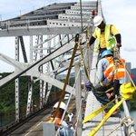 OJO: Cerrarán parcialmente dos vías del Puente de Las Américas, por trabajo de rehabilitación. http://t.co/HKxc6CZ11u http://t.co/Kwz7aJNdqV