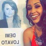 O lugar em que a Demi vai sentar no VMA domingo já está marcado! #CoolForTheSummerVMA http://t.co/FqYSPasVQ7