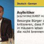 Was sind eigentlich nochmal Asylkritiker? #heidepack http://t.co/RAFOQ0hOBm