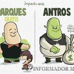 .@EnriqueAlfaroR #Guadalajara #Jalisco Te dejamos el #cartón de @Qucho #ImpuestoVerde ¿Qué te parece? http://t.co/1pt2pAOUQo