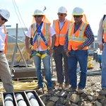 Expertos de la UTP inspeccionan filtraciones en esclusas de Cocolí. http://t.co/g005luh4c7 #Panama http://t.co/wphQtbI7QT