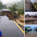 RT @JorgeGelpi: No subestimemos la fuerza de la naturaleza... #Erika ha causado destrucción y muertes en Dominica http://t.co/QYP1ttWrUm