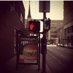 In #Louisville, the pedestrian crossing signals tell you to ROCK ON. #PossibilityCity via @brendaricksmith http://t.co/bwOXPLax6M