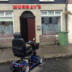Hope he didnt drive home after....!   (Snapped this in Elphin in Roscommon at 4pm today)   Never Drink & Drive ! http://t.co/6MYW3mn0Dc