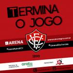TERMINA O JOGO! Fluminense 1x1 Vitória (GOLS: Patrick / Gabriel Pereira) #LeãoSub20 http://t.co/2yZrMwJTWO