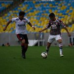 Brasileiro Sub-20: Fim de jogo no Maracanã: @FluminenseFC 1 x 1 @ECVitoria Foto: Bruno Haddad/ Fluminense F.C http://t.co/aK3DnXcnIb