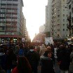 """""""Si este no es el pueblo, el pueblo dónde está"""" uruguay marcha x Educación.somos miles! http://t.co/sk24uxnePk"""