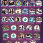 Cartelera Oficial del Foro Principal #FiestasDeOctubre2015 celebrando 50años #conocejalisco #Guadalajara #Zapopan http://t.co/Hc80ez8mmg