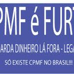 CPMF>>>É FURTO QUALIFICADO>>> PT LULA DILMA ACHAM QUE DEMOCRACIA É ROUBAR O POVO. http://t.co/kf0o6zt0wT ,