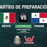 El cuarto partido del Tuca ya es oficial. @miseleccionmx vs Panamá. (foto: @miseleccionmx) http://t.co/zGdd2GfeZH