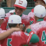 Moving on! Mexico defeats Venezuela, 11-0, and advances to #LLWS International Championship. http://t.co/VnV67ovJZv