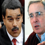 Maduro reta a Uribe a irse a 'los puños' (VIDEO)► http://t.co/snDOrHr8Cc http://t.co/KEv6ttOMwJ