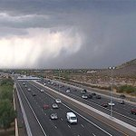 Monsoon storm brings rain, but not dust, to Phoenix area - http://t.co/I0sYpM5PDs http://t.co/4gycVdhLY2