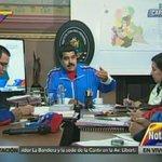 Presidente @NicolasMaduro se reúne con Alto Mando Político para evaluar situación fronteriza http://t.co/Tx80K4iw38 http://t.co/j0pHxk4Ai3
