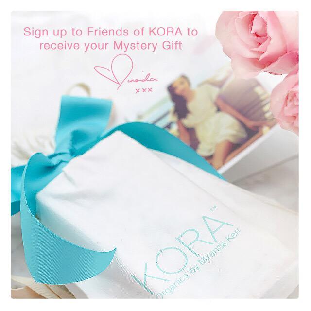 Visit http://t.co/F5E77plC7L & sign up 4 my @koraorganics VIP Program 2 receive a BONUS Mystery Gift w/ ur 1st order! http://t.co/duT4DViG16