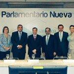 El Grupo Parlamentario Nueva Alianza #LXIII recibió en su 1ra Asamblea General al secretario @JoseAMeadeK http://t.co/Aug2qwTwzf