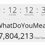 Apenas 12 horas Beliebers!!! #BuyWhatDoYouMeanTOMORROW http://t.co/VlvJi3U4TX
