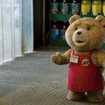 【「テッド2」も本日公開】「テッド」きょう21時からフジテレビで放送! http://t.co/RUzj5birxL 15歳未満でも楽しめる「大人になるまで待てない!」バージョンが放送される。 #本日テッド祭り http://t.co/SU6hB29Ong