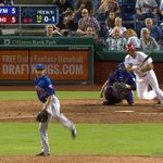 VIDEO: Mets pitcher Carlos Torres aids in out with hacky sack-style kick http://t.co/Tw5TQ1AxZz http://t.co/WnwB4oebw7