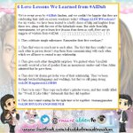6 Love Lessons We Learned from AlDub SEE MORE: http://t.co/3Cnuk258E9 #ALDUBGettingCLOSER http://t.co/QXvfXxjoho