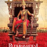 Abhishek Pictures & Reliance to release dubbed Hindi version of #Rudhramadevi. Directed by Gunasekhar. The posters: http://t.co/MebgHSBbrw