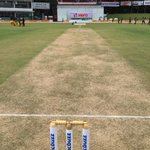 Fair amount of grass left on this SSC pitch...for the final Test. #SLvInd http://t.co/papeLFMCwE