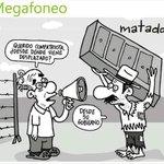 Otra de Uribe con megáfono... #MaduroVictoriaEnLaFrontera http://t.co/isA3IudpXm