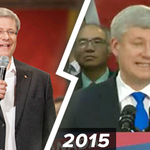 Harper #TBT: gives speech at same factory he announced same policy in 2011 election http://t.co/z1BNn38MJS #cdnpoli http://t.co/JSqjjYXRWi