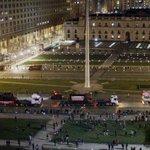 [Fotos] El paso de los camiones por el frontis de La Moneda http://t.co/b8g0oeBVu4 http://t.co/i6e2MGk54S