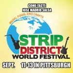 You bring the margaritas we will bring the salsa! Sept 11-13 in Pittsburgh come try all 25 Unique flavors! #Salsa http://t.co/7O0AvyOFNn