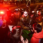 """Camioneros y su llegada a Santiago: """"Jamás pensamos que había este nivel de odiosidad"""" http://t.co/9NKmQPw5xG http://t.co/fb0AGIRrxt"""