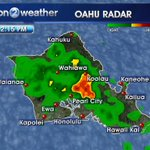 Flood advisory issued for Oahu until 5:15 p.m. Heavy rain over Central Oahu. http://t.co/2DH3uZDE3u #808News http://t.co/CYvUDTZTBN