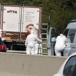 ICYMI: At least 20 migrants found dead in truck on Austria highway http://t.co/yvLxdnQ8P4 http://t.co/3vkJVTwkux